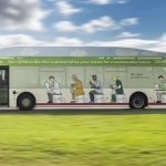 Bio-Bus, gli autobus londinesi alimentati con biometano