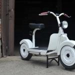 Fido, lo scooter elettrico ideato da Jeb Gast