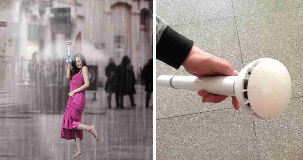 Air Umbrella