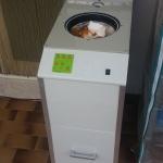 N.O.W.A.S.T.E., il robot da cucina che elimina i cattivi odori dei rifiuti organici