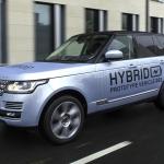 Range Rover Hybrid in arrivo a Marzo sul mercato
