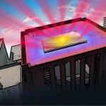 Specchi high tech per raffrescare la propria abitazione