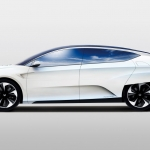 Honda FCV Concept presentata al Salone di Detroit