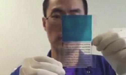 Inchiostro fotocatalitico