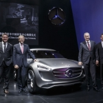 Mercedes Vision G-Code, l'auto ecologica del marchio tedesco