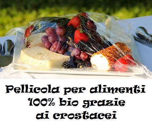 Pellicola biodegradabile