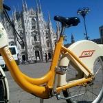 BikeMi, il bike sharing di Milano