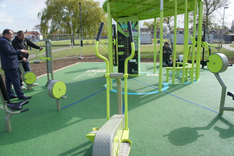 Great Outdoor Gym Company