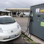 Ricarica veloce per i veicoli elettrici grazie a Enel