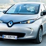 Renault Zoe, l'auto elettrica con autonomia di 240 km