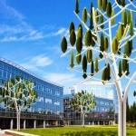 Wind Tree, le mini-turbine eoliche ad albero