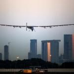 Solar Impulse 2, al via il giro del mondo