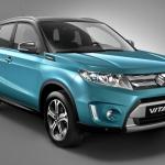 Vitara, la 4×4 Suzuki a basse emissioni