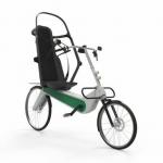Babel Bike, la bicicletta con la cintura di sicurezza
